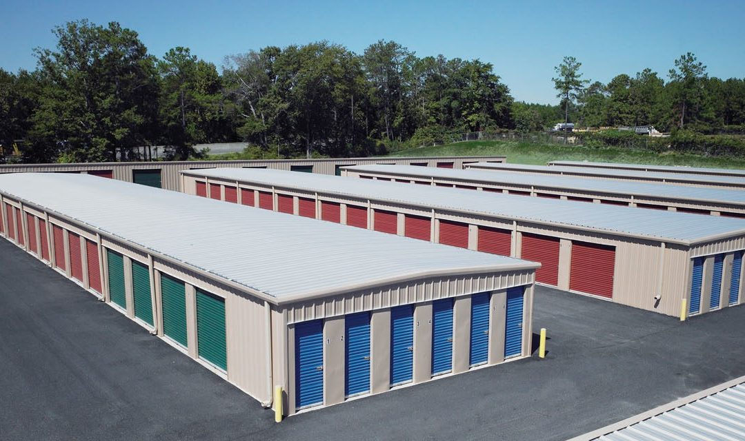 Press Release Distressed Self Storage Assets